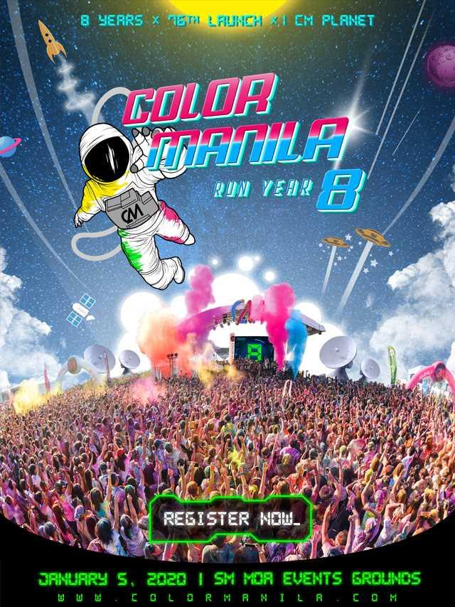 Color Run 2020 Dates.Sm Tickets